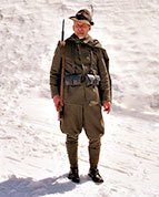 WW1 (first world war) - ALPINI